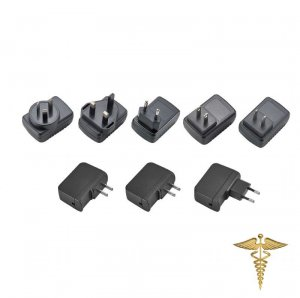 EM1019 Medical Fixed AC Plug