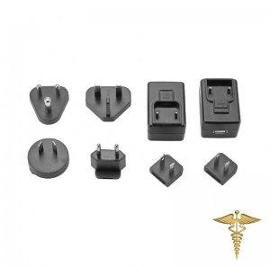 EM1012 Interchangeable Medical Plug